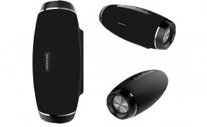 Boxa Wireless si baterie externa Sunet Surround - bass impecabil