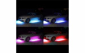 Lumina 4 benzi RGB LED Strip
