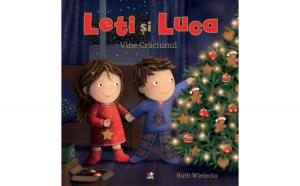 Leti si Luca. Vine Craciunul Ruth
