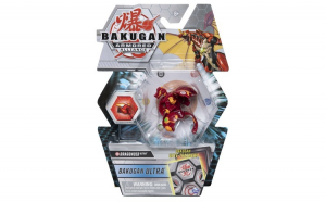 BAKUGAN S2 BILA ULTRA DRAGONOID CU CARD