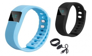 Bratara fitness SMART Flex Activity, Propuneri BF, Gadget Friday