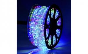 Furtun LED multicolor 10 metri, la doar 89 RON in loc de 178 RON