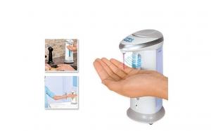 Dozator pentru sapun lichid cu senzor, acum la doar 52 RON, redus de la 99 RON