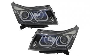 Set 2 faruri Dayline LED Tube Light compatibil cu Chevrolet Cruze (2008-2012)