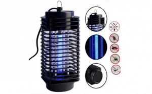 Setul casei: Lampa UV+Kit racire terasa+Perdea magnetica anti insecte