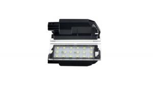 Set Lampi LED numar DACIA Logan II Facelift 2016->
