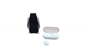 Incarcator Wireless + Casti TWS4 (Drive