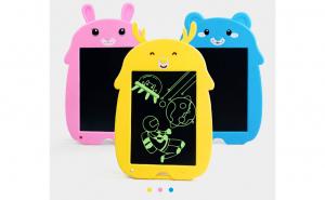 Tableta LCD pentru scris sau desenat in forme  de animalute