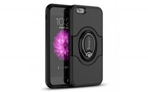 Husa Apple iPhone 6 Ipaky Ring Negru