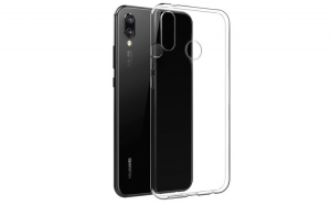 Husa Huawei P20 Lite Flippy 0.3 mm Tpu Transparent