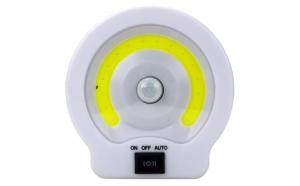 Lampa LED cu senzor de miscare 80lm