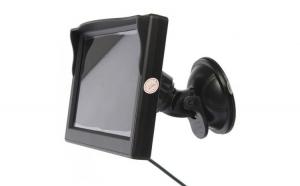 """Display auto LCD de 5"""" D706-B cu ventuza"""