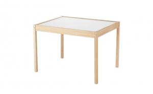 Masuta din lemn pentru copii, 48x64x45