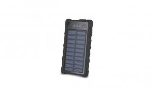 Power bank solar charging forever stb-200 5000mah black