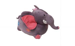 Fotoliu din plus pentru copii, elefantel