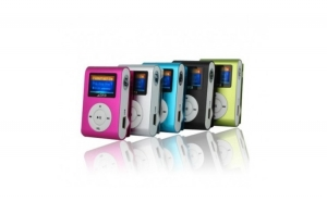 MP3 player cu display Micro SD, la doar 39 RON in loc de 78 RON