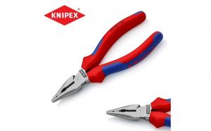 Cleste combinat cu cap ingust 145mm   KNIPEX 0822145
