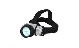 Lanterna de cap Cu 7 LED-Uri, Unghi Reglabil