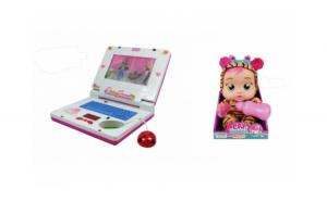 Set Laptop pentru copil si Bebelus Cry