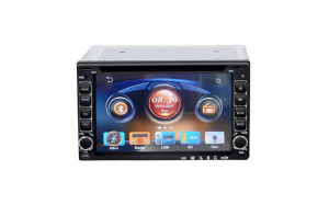 Player auto CD-DVD 2DIN Universal