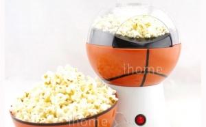 Aparat de facut popcorn rapid si sanatos, fara ulei, cu forme haioase, acum la doar 179 RON, redus de la 299 RON!