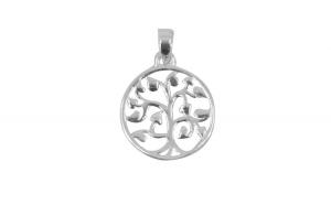 Pandantiv Argint 925 Copac, Sarbatori Pascale, Ea