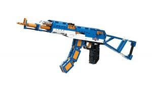 Pușcă automată Kalashnikov AK-47 - construibilă C81001W