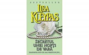 Secretul unei nopti de vara , autor Lisa Kleypas