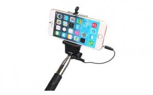 Suport Selfie cu fir la doar 49 RON in loc de 100 RON