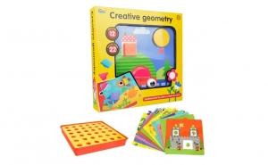 Joc educativ Creative Geometry, Black Friday, Universul copiilor