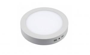 Spot led aplica 24w rotunda lumina rece