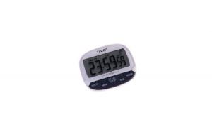 Timer Digital Multifunctional cu Atas Magnetic, DM-9012, Alb