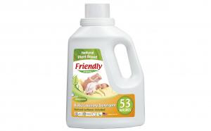 Detergent rufe bebe magnolie Friendly Organic 53 spalari 1567 ml