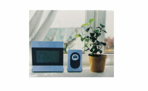 Statie meteo de apartament cu senzor exterior