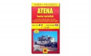Atena. Harta