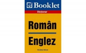 Dictionar Roman - Englez, autor Nicoleta Glavan