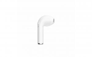 Mini Casca Bluetooth MRG L-i7 , Handsfree , Alb C296
