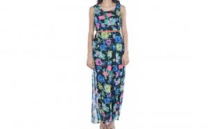 Rochie Flower Print, la doar 69 RON in loc de 139 RON