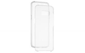 Husa Samsung S8 Plus Flippy Full Tpu 360 Transparent