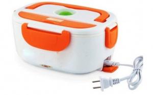 Casoleta electrica cu 2 compartimente pentru incalzirea alimentelor