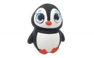 Jucarie Squishy, pinguinul buclucas