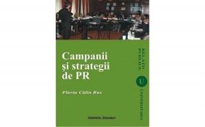 Campanii si strategii de PR, autor Flaviu Calin Rus