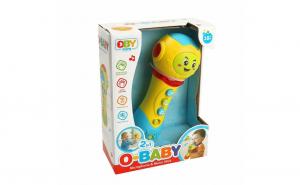 Microfon interactiv cu proiector O-Baby