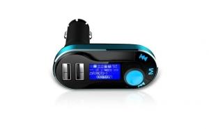 Modulator FM mp3 player cu incarcator pentru diverse dispozitive incorporat, diverse functii