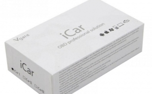 ICar2 VGate OBD2 bluetooth diagnoza multimarca, la doar 99 RON in loc de 189 RON