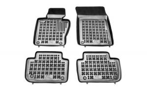Set covorase cauciuc stil tavita BMW X3 (E83) 11.03-12.11 Rezaw
