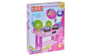Aragaz  Bildo Little Princess, 20 piese
