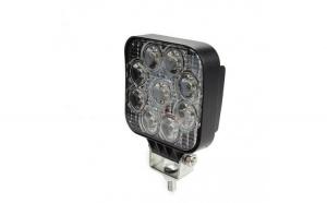 Proiector LED Bar, Off Road, patrat, 27W, 11cm