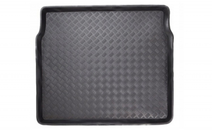 Covoras tavita protectie portbagaj LUX, Audi A3 Hatchback, A3 Sportback (roata rezerva normala) 2012-2020