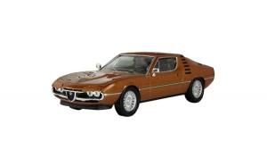 Macheta auto de colectie, Alfa Romeo Montreal Coupe, maro, Scara 1:43